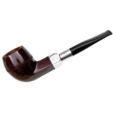 Savinelli Spigot Sterling Bordeaux (504) (6mm)