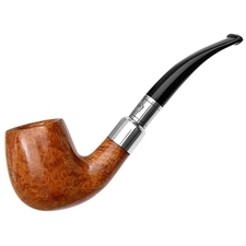 Savinelli Spigot Sterling Natural (601) (6mm)