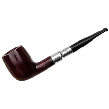 Savinelli Spigot Sterling Bordeaux (128) (6mm)