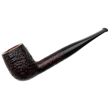 Savinelli Punto Oro Gold Sandblasted (128) (6mm)