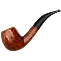 Savinelli Punto Oro Gold Smooth (677 KS) (6mm)
