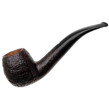 Savinelli Punto Oro Gold Sandblasted (626) (6mm)