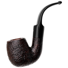 Savinelli Punto Oro Gold Sandblasted (614) (6mm)