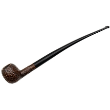 Savinelli Churchwarden Brown Rusticated (202)