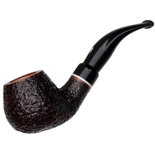 Savinelli Gaius Rusticated (645 KS) (6mm)