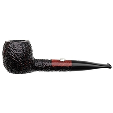 Savinelli Soccer Rusticated Black (6mm)