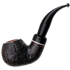 Savinelli Gaius Rusticated (641 KS) (6mm)