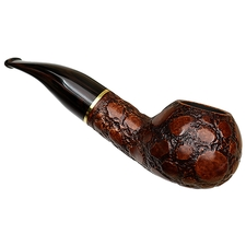 Savinelli Alligator Brown (320 KS) (6mm)