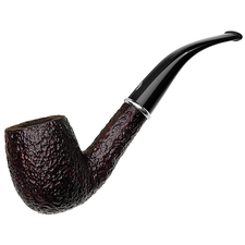 Savinelli Arcobaleno Rusticated Brown (606 KS) (6mm)