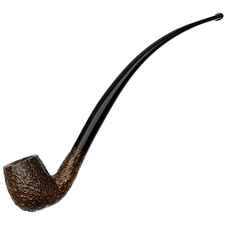 Savinelli Churchwarden Brown Rusticated (601)