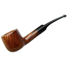 Savinelli Punto Oro Gold Smooth (122) (6mm)