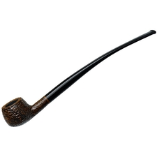 Savinelli Churchwarden Brown Rusticated (313)
