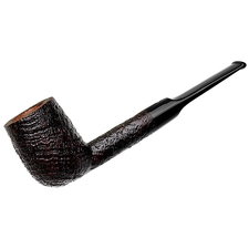Savinelli Punto Oro Gold Sandblasted (114 KS) (6mm)