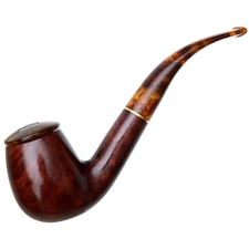 Savinelli Tortuga Smooth (602) (6mm)