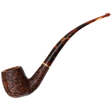 Savinelli Clark's Favorite Rusticated (6mm)