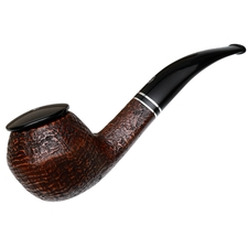 Savinelli Monsieur Sandblasted (673 KS) (6mm)