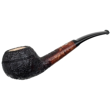 Mark Tinsky Christmas 2016 Dark Sandblasted Bent Apple (One Star)