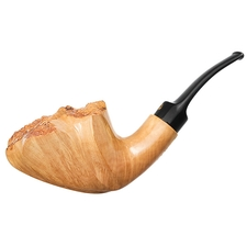 Winslow Crown Smooth Freehand Bent Dublin (Collector)