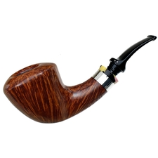 Winslow Private Collection Smooth Bent Dublin with Silver
