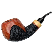 Winslow Ekstra Partially Rusticated Bent Apple (E)