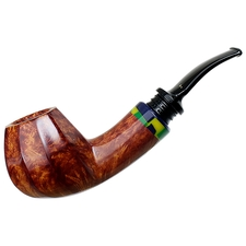 Winslow Brazil Smooth Paneled Bent Apple (061)