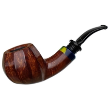 Winslow Brazil Smooth Paneled Bent Apple (055)
