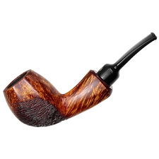 Winslow Crown Partially Rusticated Bent Billiard (Viking)