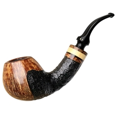 Winslow Partially Rusticated Bent Apple (E)