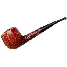 Winslow Crown Partially Rusticated Paneled Bent Apple (Viking)