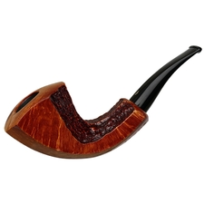 Winslow Crown Partially Rusticated Paneled Bent Dublin (Viking)