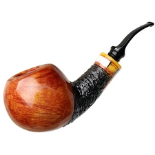 Winslow Ekstra Partially Rusticated Bent Apple (EG)