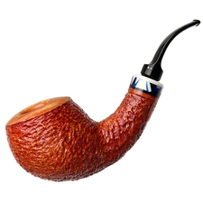 Winslow Ekstra Rusticated Bent Apple (EG)