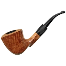 Randy Wiley Smooth Bent Dublin with Horn (66)