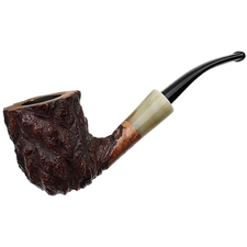 Randy Wiley Old Oak Bent Dublin with Horn (66)