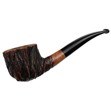 Randy Wiley Old Oak Bent Pot (55)