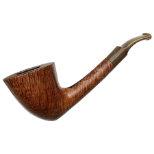 Randy Wiley Feather Carved Bent Dublin (55)