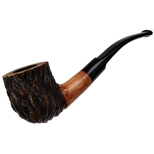 Randy Wiley Old Oak Bent Billiard (55)