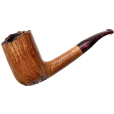 Randy Wiley Partially Rusticated Bent Stack (77)