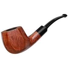 Randy Wiley Patina Paneled Bent Pot (77)