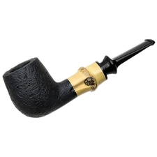Tsuge Chubby Sandblasted Billiard with Bamboo