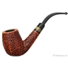 Ser Jacopo Rusticated Bent Billiard with Exotic Wood (R1) (Maxima)