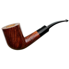 Ser Jacopo Smooth Walnut Bent Billiard (L1)