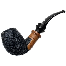 Ser Jacopo Sandblasted Bent Egg Delecta (S1)