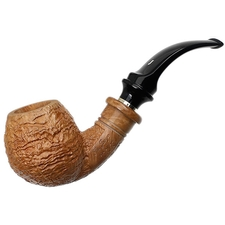 Ser Jacopo Sandblasted Bent Apple Delecta (S3)