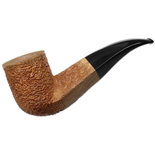 Ser Jacopo Spongia Rusticated Bent Billiard (R2) (Maxima)