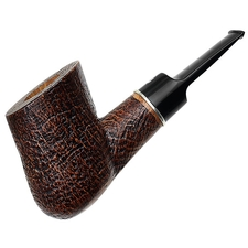 Ser Jacopo Insanus Sandblasted Billiard with Silver (S2) (5)