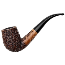 Ser Jacopo Rusticated Bent Billiard (R1)
