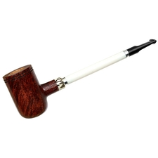 Ser Jacopo Calumet Smooth with Antler (4) (L1)