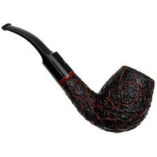 Ser Jacopo Maior Partially Sandblasted Bent Egg (S1)