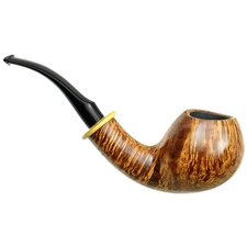 Tonni Nielsen Smooth Bent Apple with Boxwood